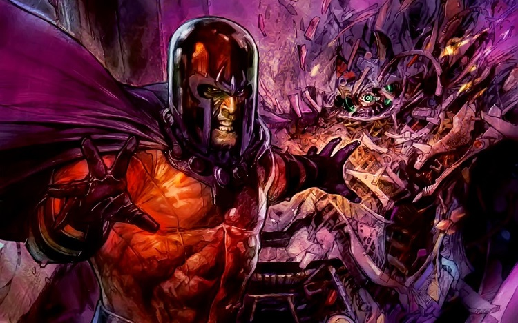 Superhero Science - Magneto